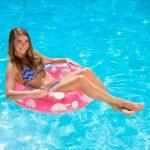87136 | 36'' Polka Dot Swim Tube - Lifestyle 6
