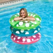 87136 | 36'' Polka Dot Swim Tube - Lifestyle 12