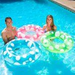 87136 | 36'' Polka Dot Swim Tube - Lifestyle 7