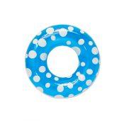 87136 | 36'' Polka Dot Swim Tube - Blue