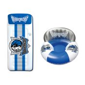 88605 / 88705 | NBA Dallas Mavericks Mattress & Drifter
