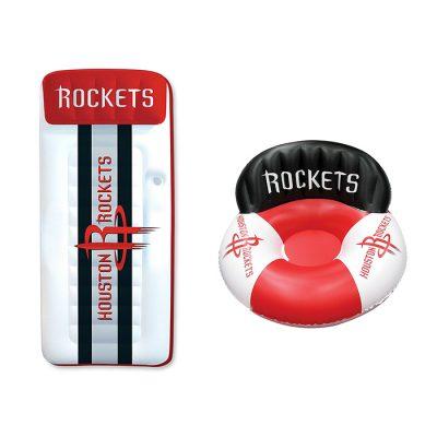 88609 / 88709 | NBA Rockets Drifter & Mattress