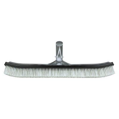 "18"" Aluminum-Back Combo-Bristle Brush"
