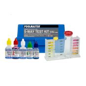 5-Way Test Kit - Poly Case