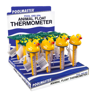 Floating Animal Thermometers - Display