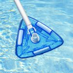 Clear-View Triangle Vinyl Liner Vacuum