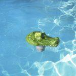 32132   Clori-Critter™ – Alligator Head Chlorine Dispenser