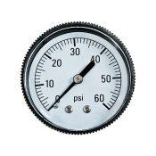 36672 | Back Mounted Pressure Gauge