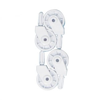 37607 | Leaf Vac ABS Wheels