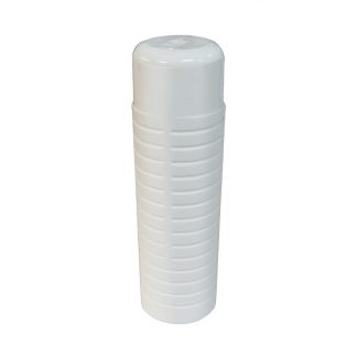 "37660 | White ABS 1 1/8"" Grip"