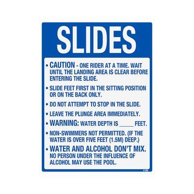 41386 | 18'' x 24'' Oregon Slide Rules Sign