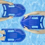 50513   Advanced Swim Board - Different handle positions