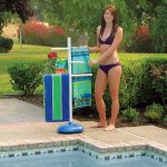 52505 | Poolside Towel Tree - Lifestyle 1