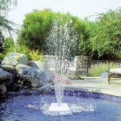 54510 | Grecian Floating Fountain - Lifestyle 2