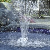 54512 | Rock Style Floating Fountain - Lifestyle
