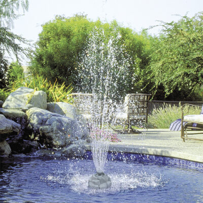 Rock Style Floating Fountain