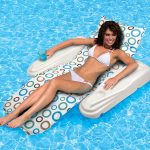 Rio Sun Adjustable Floating Chaise Lounges Poolmaster