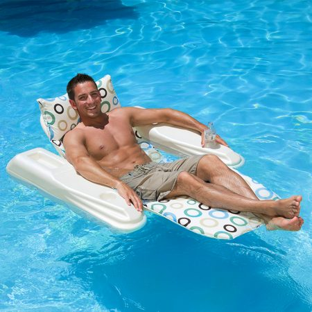 70739 | Rio Sun Adjustable Floating Chaise Lounge - Lifestyle 3