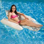 70739 | Rio Sun Adjustable Floating Chaise Lounge - Lifestyle 2