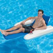Rio Sun Adjustable Floating Chaise Lounges