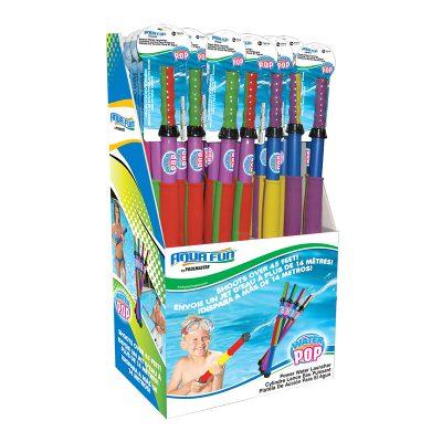 72572 | Water Pop Jumbo Hot Shots Power Launcher - Display