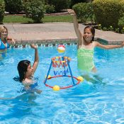 72701 | Hot Hops Floating Basketball Game - Lifestyle