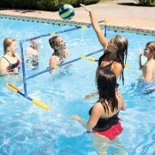 72706 | Water Volleyball Game - Lifestyle