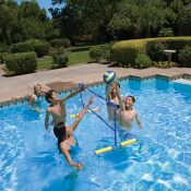 72706 | Water Volleyball Game - LS