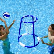 72707 | Pro Action Water Basketball Game - Lifestyle 1