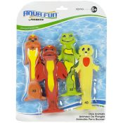 72713 | Soft Funny Dive Animals - Package