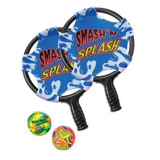 72717 | Smash 'N' Splash Paddle Ball Game