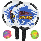 Smash 'N' Splash Paddle Ball Game