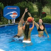 72774 | Pro Rebounder Poolside BBall Game - Lifestyle