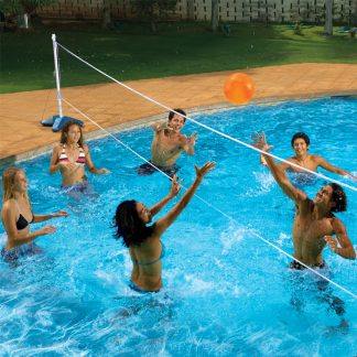 72785   Volleyball Badminton Game Combo - Lifestyle 4