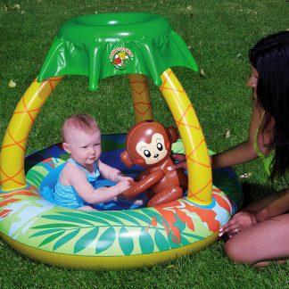 81610 | Go Bananas Monkey Pool - Lifestyle 1