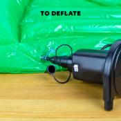Power Air Pump AC 110-120 Volt