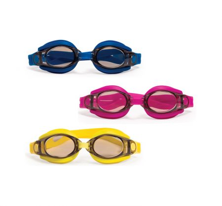 94750   Silicone Sport/Fitness Goggles - Group