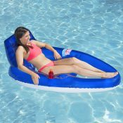85652 | Water Pop Deluxe Lounge - Blue Lifestyle