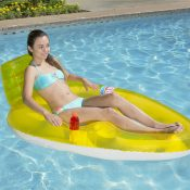 85652 | Water Pop Deluxe Lounge - Yellow Lifestyle
