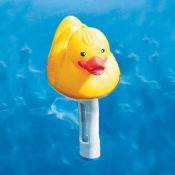 18316 | Floating Character Thermometers - Lifestyle 1 Duck