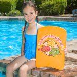 50511 | LTS Swim Board - Orange Lifestyle 5