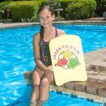 50511 | LTS Swim Board - Yellow Lifestyle 4