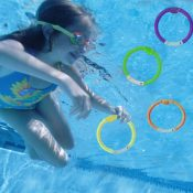 72711 | 4'' Dive Rings - Lifestyle 2