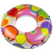 "48"" Bright Color Circles Tube"