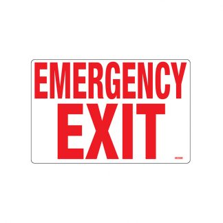 40358 | Emergency Exit Sign