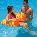 85596 | Vinyl Water Chair - Lifestyle