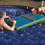 72726 | Floating Table Tennis Game - Lifestyle 1