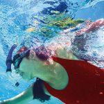 92201 | Head-Mount Training Snorkel - Junior - Lifestyle 2