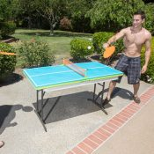 72726 | Floating Table Tennis Game - Lifestyle 4
