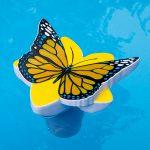 32128 | Butterfly Chlorine Dispenser - Yellow LS 2